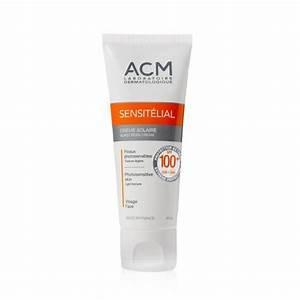 ACM SENSITELIAL SUNSCREEN CR. 40ML SPF 100