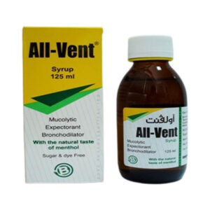 ALL VENT 125 ML SYP