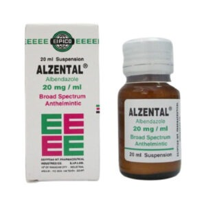 ALZENTAL SUSP. 1