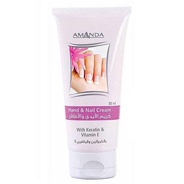 AMANDA HAND NAIL CREAM 80ML