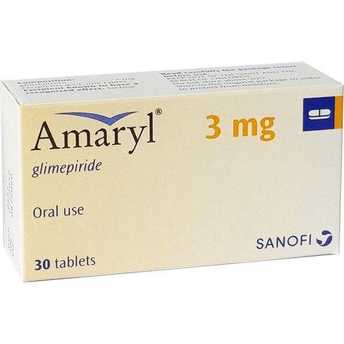 AMARYL 3MG 30TAB