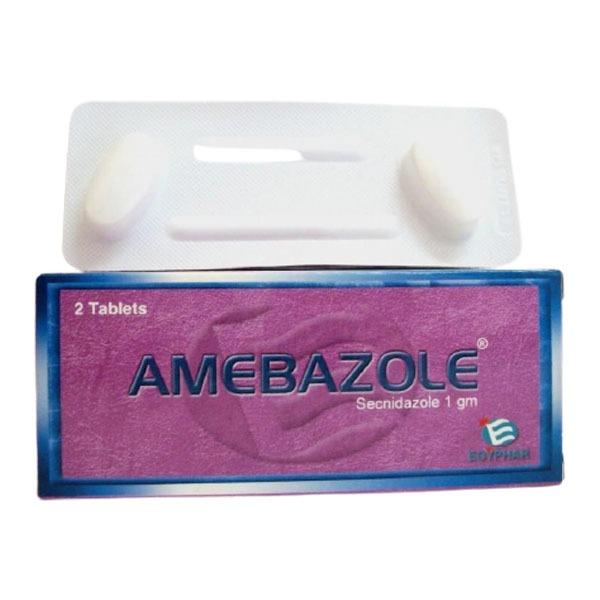 AMEBAZOLE 2 TAB 1