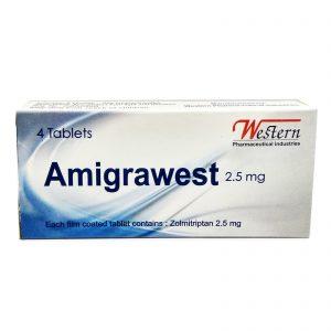 AMIGRAWEST 2.5 4TAB