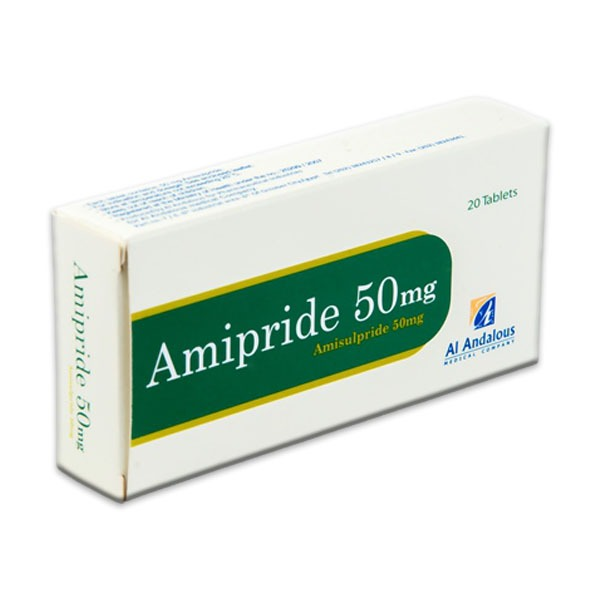 AMIPRIDE 50 MG 20 TAB 1