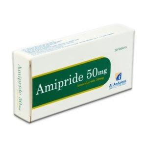 AMIPRIDE 50 MG 20 TAB