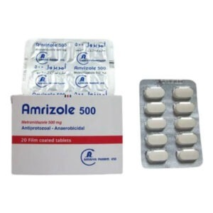 AMRIZOLE 500 MG 20 TAB 1