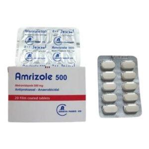 AMRIZOLE 500 MG 20 TAB