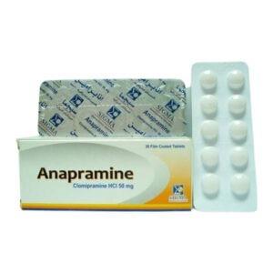 ANAPRAMINE 50MG 30TAB 1