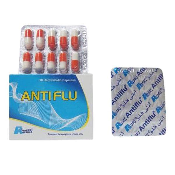 ANTIFLU 20 CAP 1