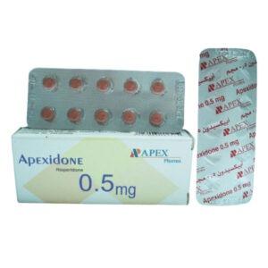 APEXIDONE 0.5MG 30TAB. 1