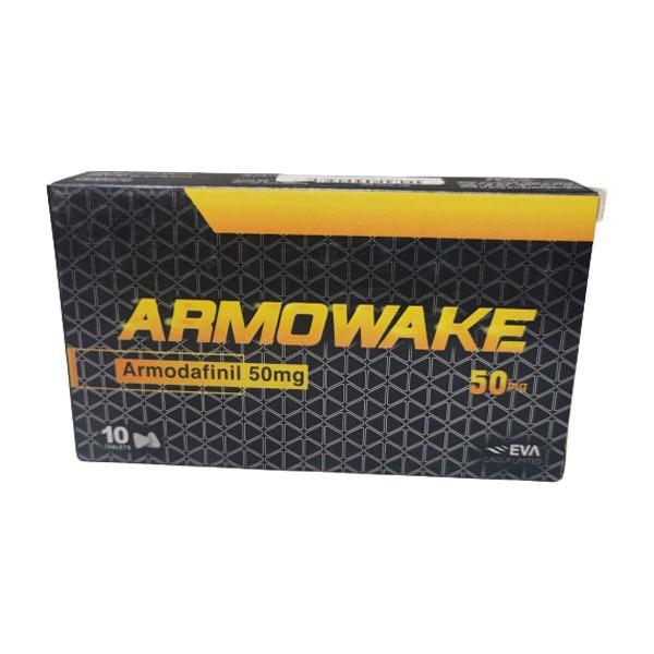 ARMOWAKE 50MG 10TAB. 1
