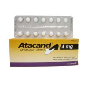 ATACAND 4MG 14TAB 1