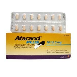 ATACAND PLUS 16 12.5 14 TAB 1