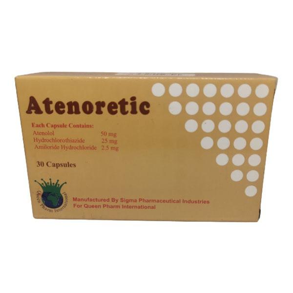 ATENORETIC 20CAP 1