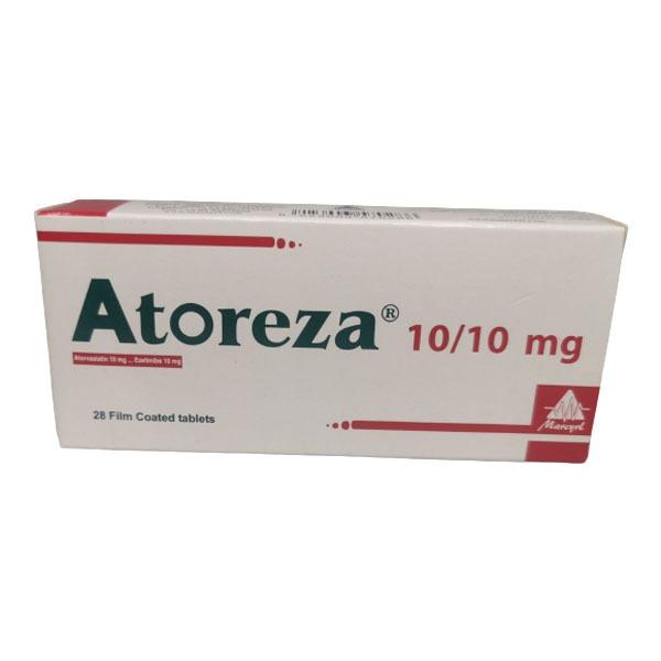 ATOREZA 10 MG 28TAB 1