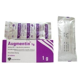AUGMENTIN 1G 14TAB 1