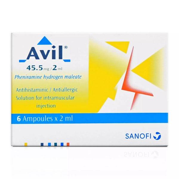 AVIL 6AMPOULES 1