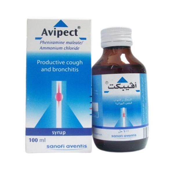 AVIPECT 100CC SYP. 1