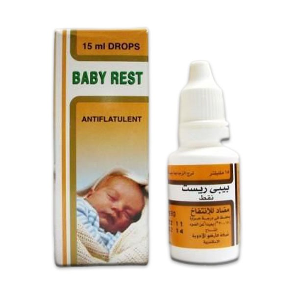 BABY REST 15ML DRPS 1
