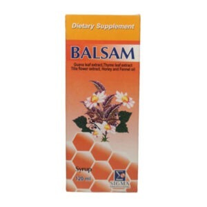 BALSAM SYRUP ADULT 120ML 1