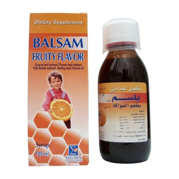 BALSAM SYRUP CHILDREN 120 ML 1