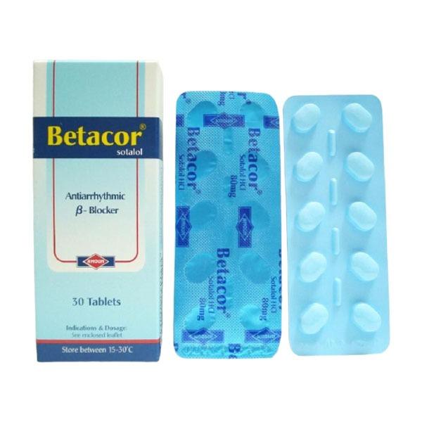 BETACOR 30TAB 1