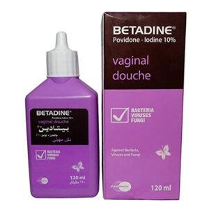 BETADINE VAGINAL DOUCHE 1