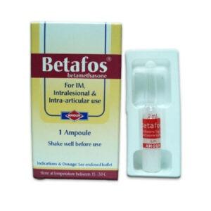 BETAFOS 1 AMPOULE 1