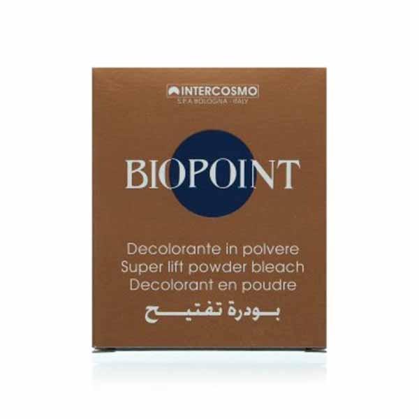 BIOPOINT SUPER BLEACH POWDER 50GM