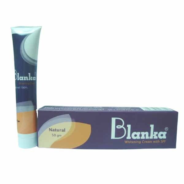BLANKA CREAM SPF 50 GM 1