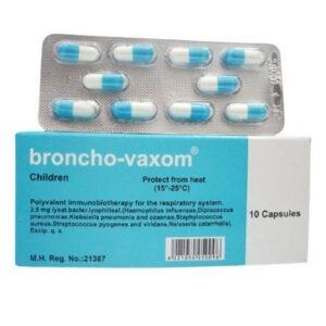 BRONCHO VAXOM INF 10CAP. 1