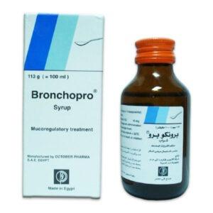BRONCHOPRO 100ML SYP 1