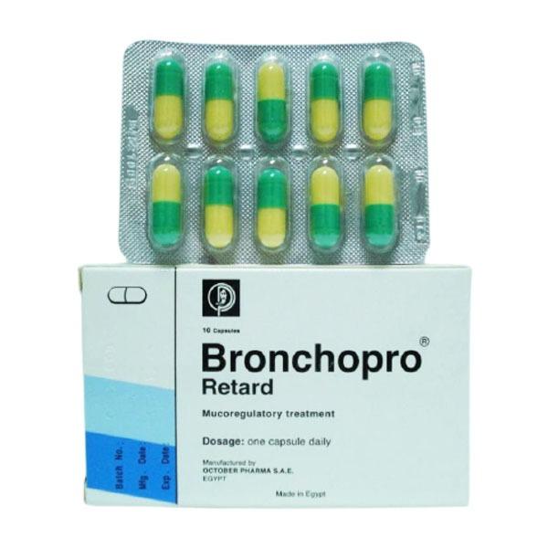 BRONCHOPRO RETRD 10CAPS 1