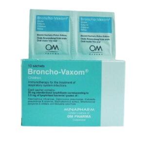 BRONCHO VAXOM SACH 1