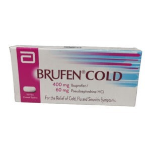 BRUFEN COLD 10TAB 1