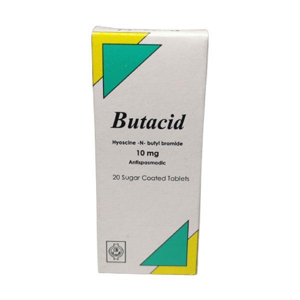 BUTACID 10MG 20TAB. 2