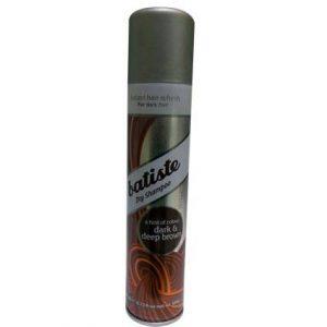 Batiste dry shampoo dark  deep brown
