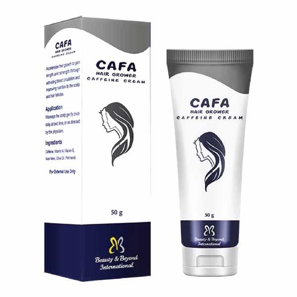 CAFA HAIR GROWER CAFFEINE CREAM 50GM. 1