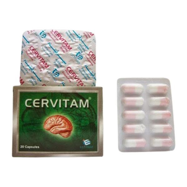 CERVITAM 20 CAP 1