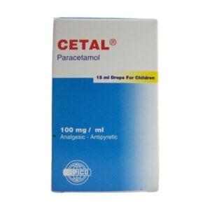 CETAL PED. 15ML DRPS 1