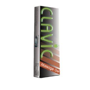 CLAVIC MASSAGE GEL 60GM. 1