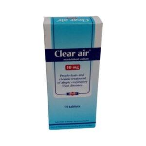 CLEAR AIR 10 MG 14 TAB