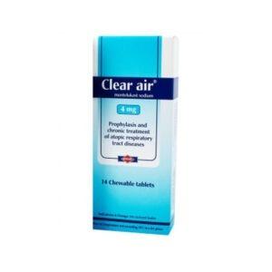 CLEAR AIR 4 MG 14 TAB 1