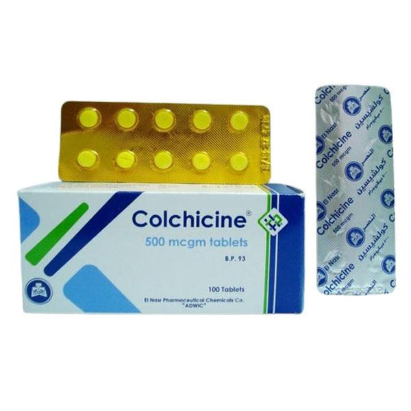 COLCHICINE 100T. 1