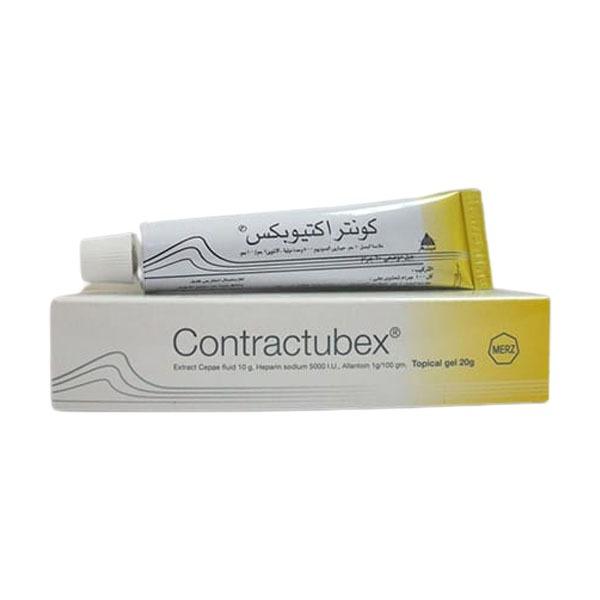 CONTRACTUBEX GEL 1