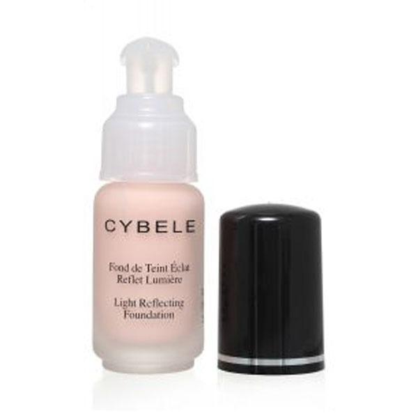 Cybele Light Reflecting Liquid Foundation 8 Petal