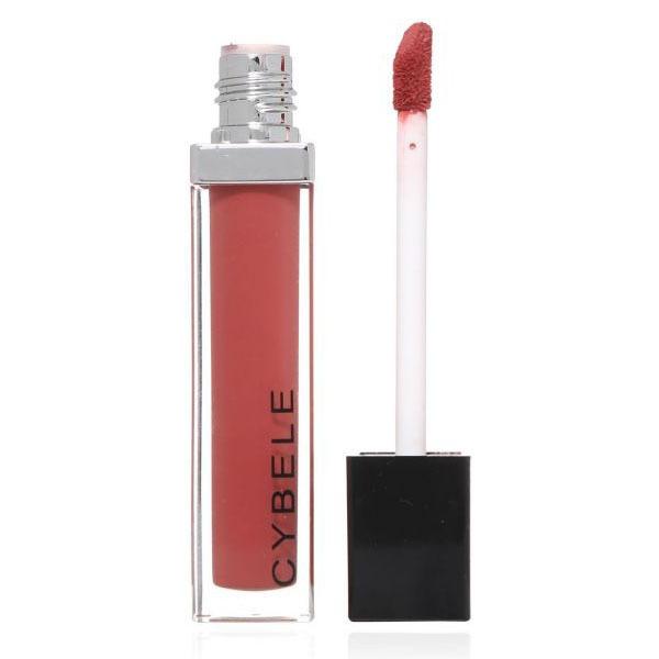 Cybele Shine Appeal Liquid Lip Color Boise De Rose 05 5gm 2