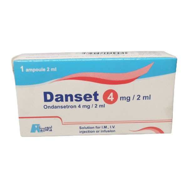 DANSET 4MG 3AMP 1