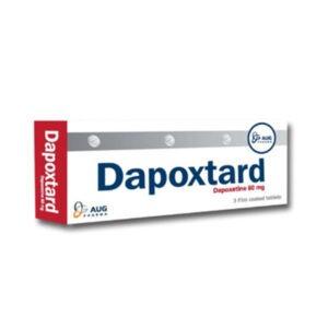 DAPOXTARD 60MG 3TAB. 1