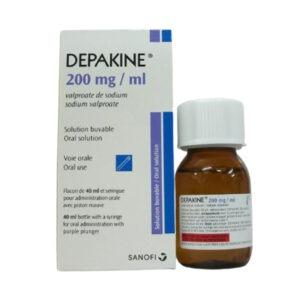 DEPAKINE 200MG DROPS 1